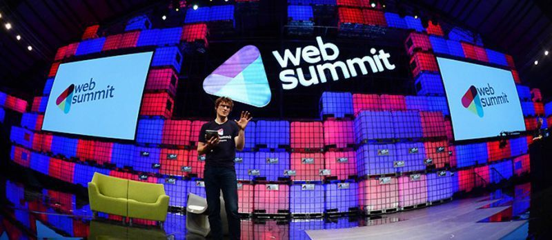 Lisboa vai receber a Web Summit nos próximos três anos